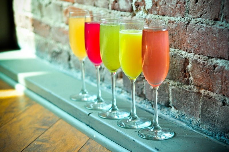 Join us for every Sunday for Mimosas